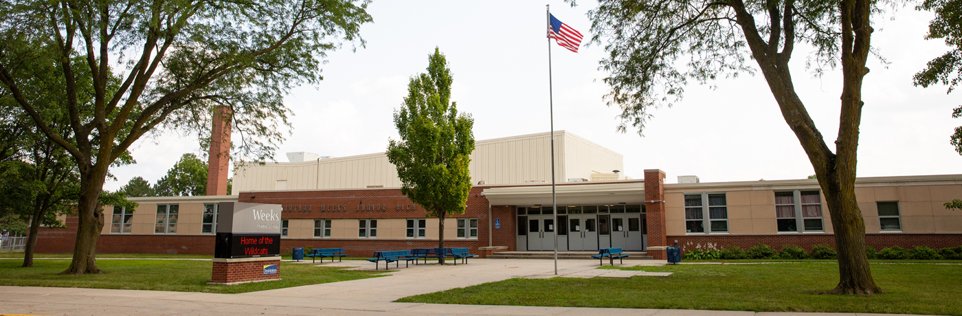 Weeks Middle School Building