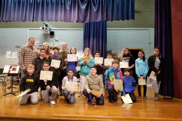 Congratulations to our Science Fair Participants!