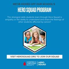 Hero Squad Fundraiser
